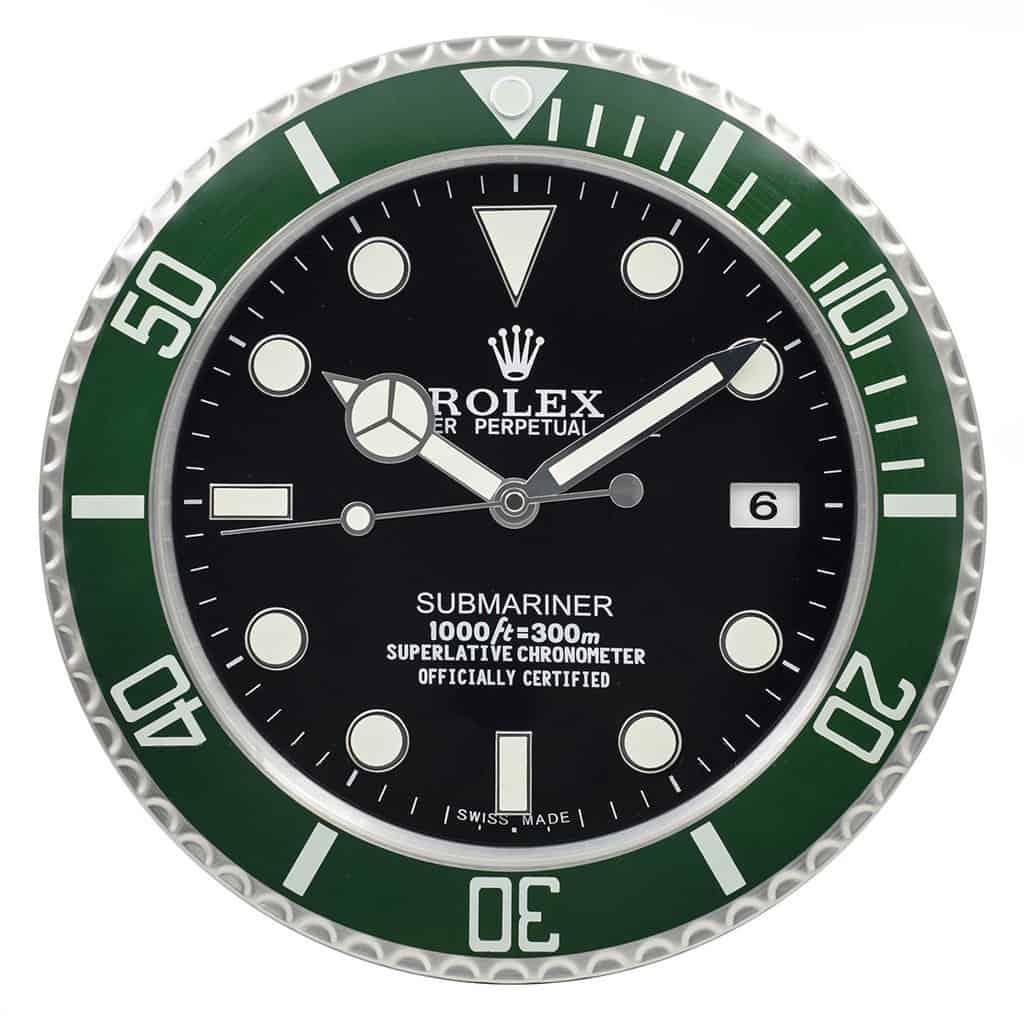 Kaufen Sie Eine Rolex Wanduhr Submariner Daytona Usw