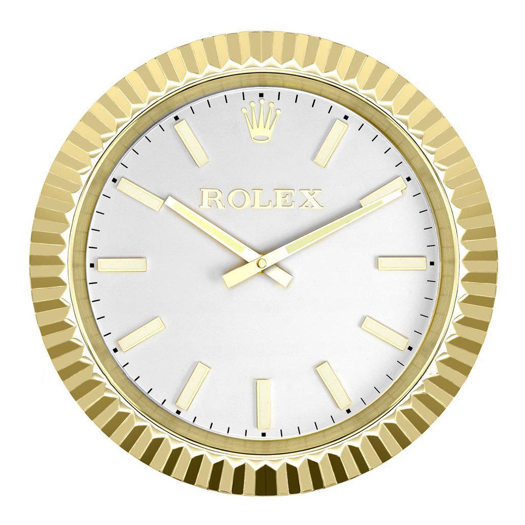 Rolex Wanduhr Gold Datejust Rl68 Kostenloser Versand