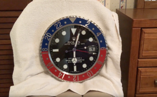 GMT MASTER II RED/BLUE RL11 ||  **FREE SHIPPING** photo review